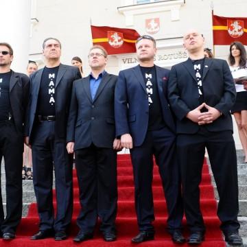 M.A.M.A. 2011 Pristatymo Momentas