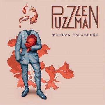 Markas Palubenka Puzzleman cover